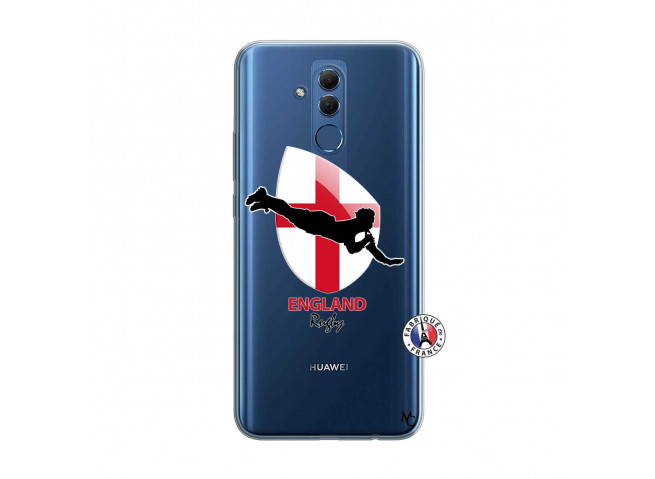 Coque Huawei Mate 20 Lite Coupe du Monde Rugby-England