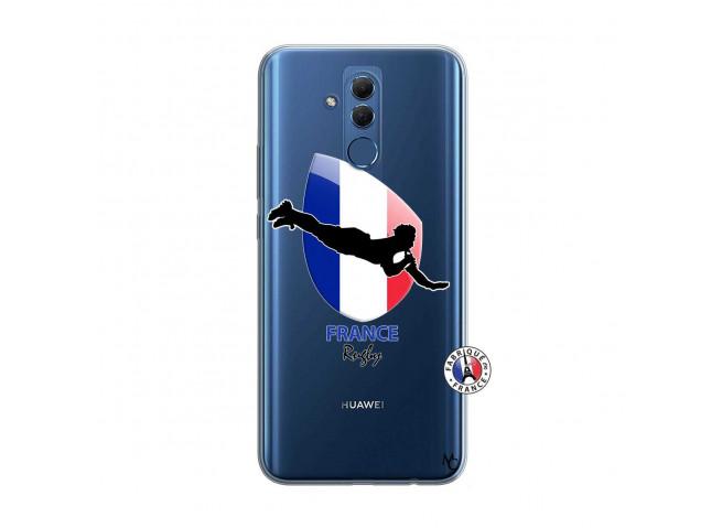 Coque Huawei Mate 20 Lite Coupe du Monde de Rugby-France