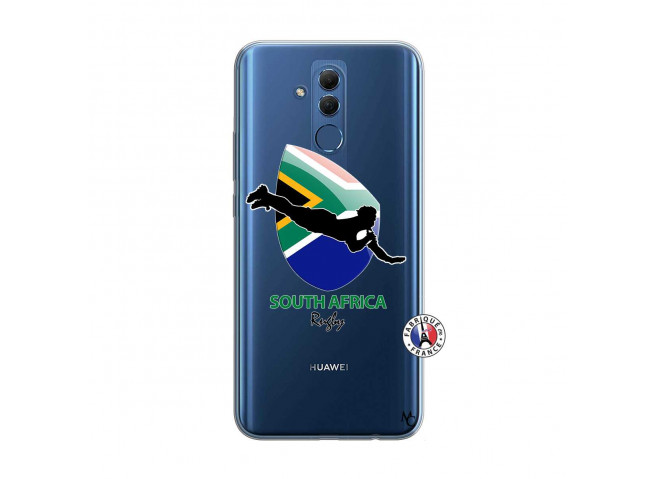 Coque Huawei Mate 20 Lite Coupe du Monde Rugby-South Africa