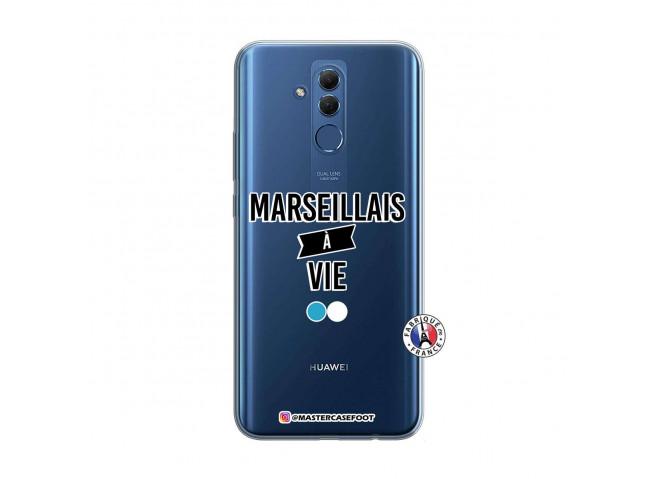 Coque Huawei Mate 20 Lite Marseillais à Vie