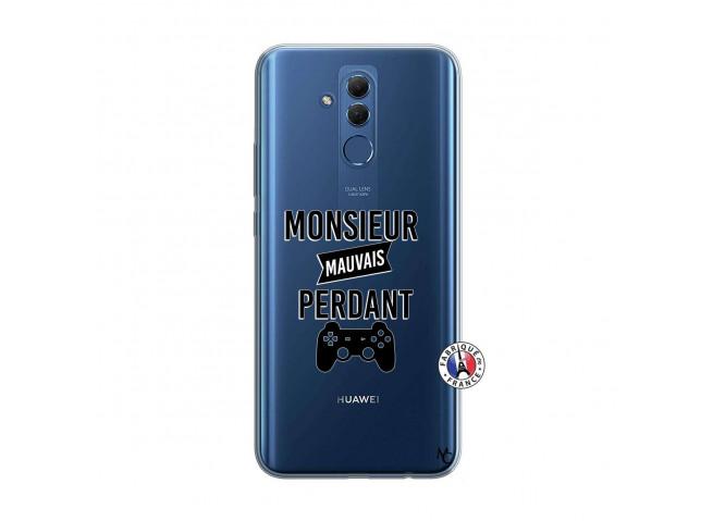 Coque Huawei Mate 20 Lite Monsieur Mauvais Perdant