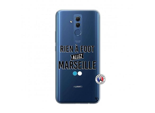 Coque Huawei Mate 20 Lite Rien A Foot Allez Marseille