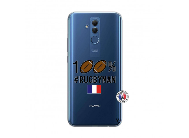 Coque Huawei Mate 20 Lite 100% Rugbyman