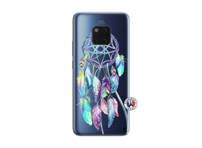 Coque Huawei Mate 20 PRO Blue Painted Dreamcatcher