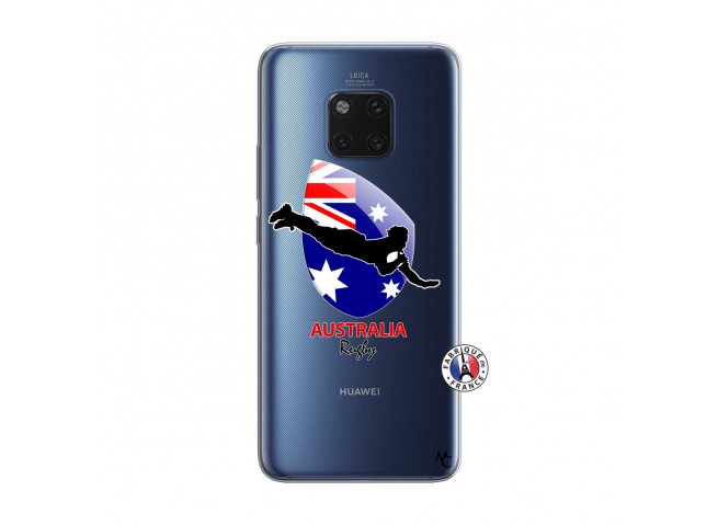 Coque Huawei Mate 20 PRO Coupe du Monde Rugby-Australia