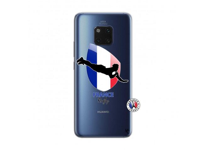 Coque Huawei Mate 20 PRO Coupe du Monde de Rugby-France