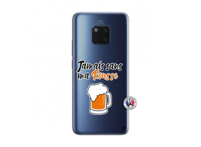 Coque Huawei Mate 20 PRO Jamais Sans Ma Rousse
