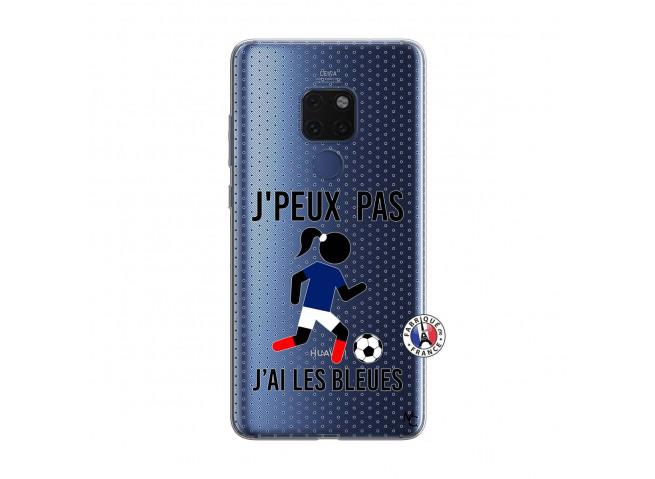 Coque Huawei Mate 20 Je Peux Pas J Ai Les Bleues Maillot