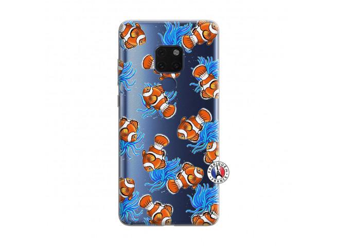 Coque Huawei Mate 20 Poisson Clown