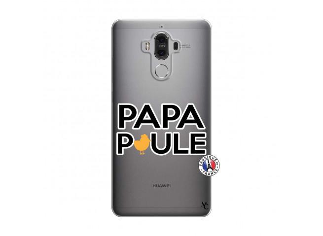 Coque Huawei Mate 9 Papa Poule