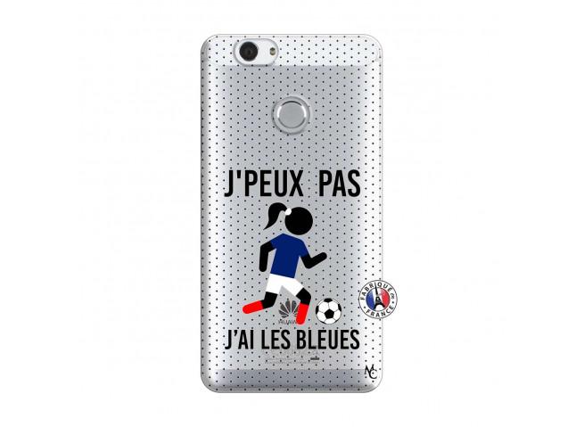Coque Huawei Nova Je Peux Pas J Ai Les Bleues Maillot
