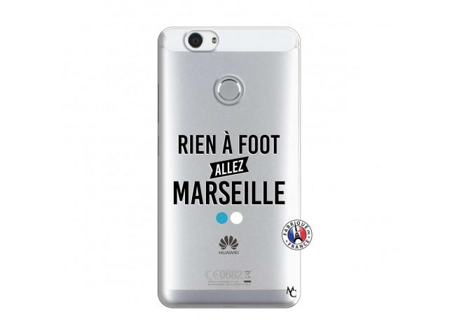 Coque Huawei Nova Rien A Foot Allez Marseille