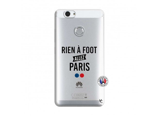 Coque Huawei Nova Rien A Foot Allez Paris