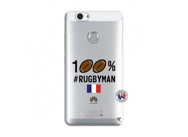 Coque Huawei Nova 100% Rugbyman