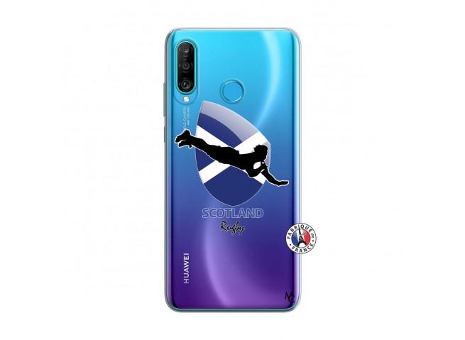 Coque Huawei P30 Lite Coupe du Monde Rugby-Scotland