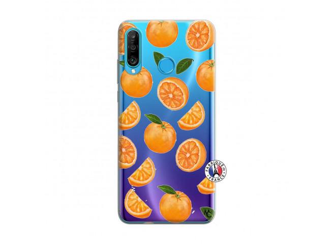 Coque Huawei P30 Lite Orange Gina