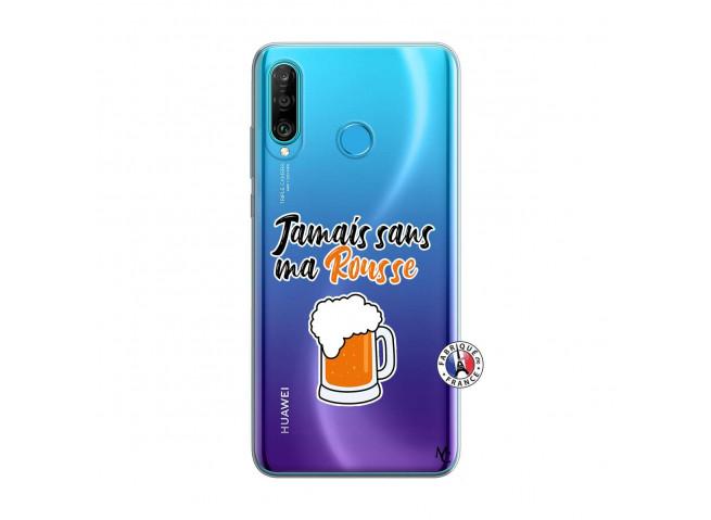 Coque Huawei P30 Lite Jamais Sans Ma Rousse
