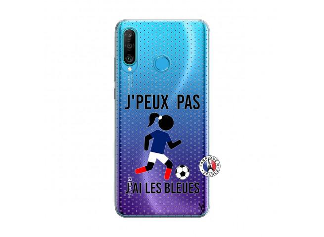 Coque Huawei P30 Lite Je Peux Pas J Ai Les Bleues Maillot