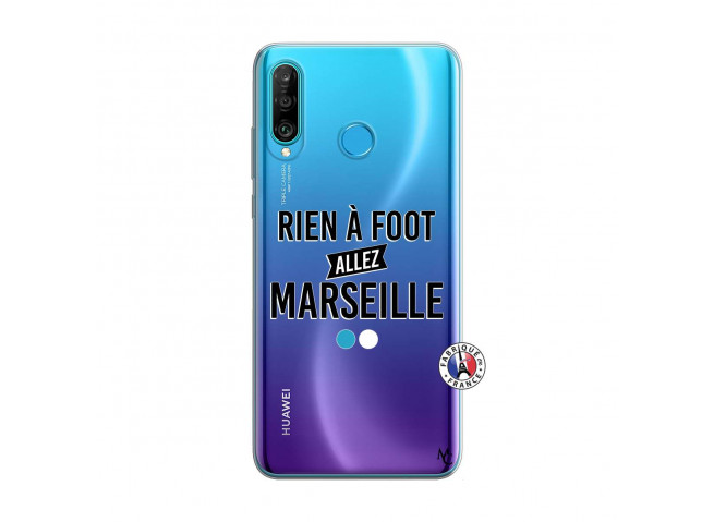 Coque Huawei P30 Lite Rien A Foot Allez Marseille
