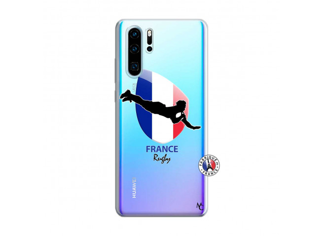 Coque Huawei P30 PRO Coupe du Monde de Rugby-France