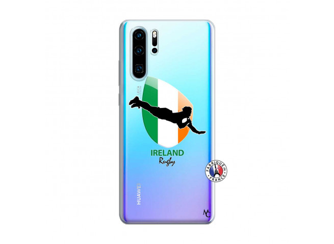 Coque Huawei P30 PRO Coupe du Monde Rugby-Ireland