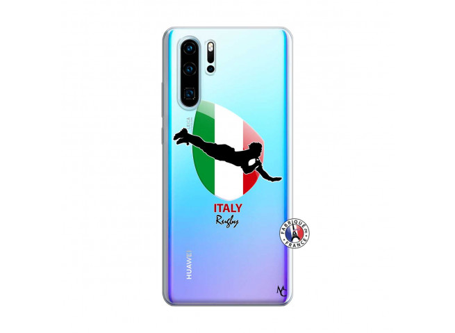 Coque Huawei P30 PRO Coupe du Monde Rugby-Italy