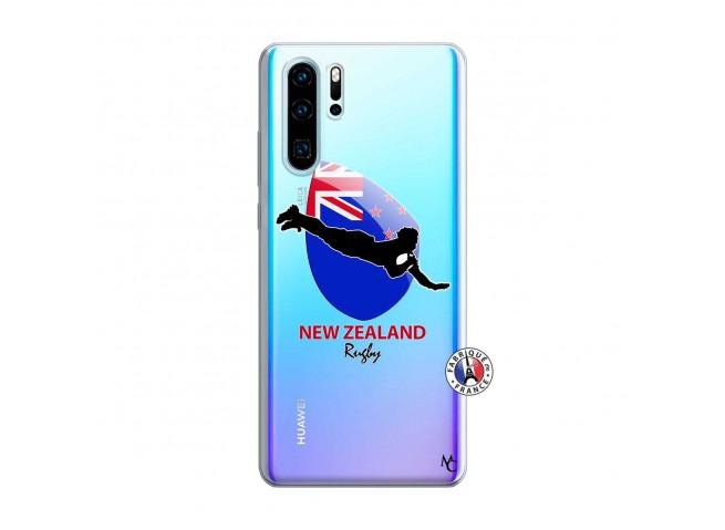 Coque Huawei P30 PRO Coupe du Monde Rugby- Nouvelle Zélande