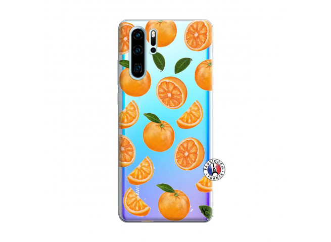 Coque Huawei P30 PRO Orange Gina