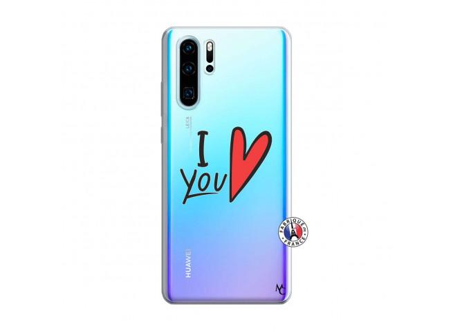 Coque Huawei P30 PRO I Love You