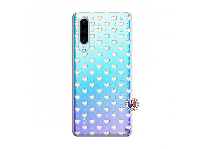 Coque Huawei P30 Little Hearts