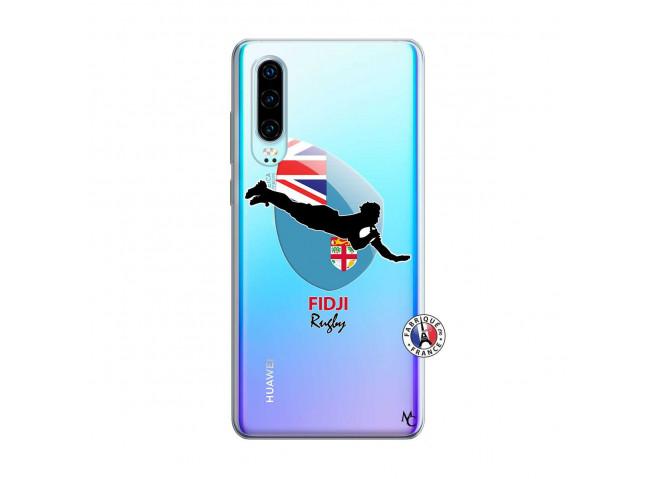 Coque Huawei P30 Coupe du Monde Rugby Fidji