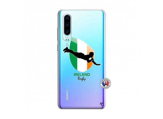 Coque Huawei P30 Coupe du Monde Rugby-Ireland