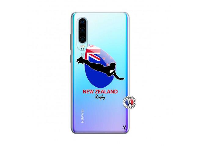 Coque Huawei P30 Coupe du Monde Rugby- Nouvelle Zélande