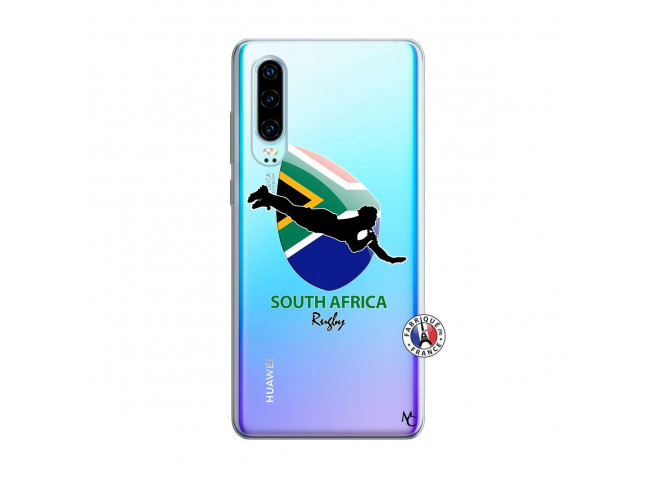 Coque Huawei P30 Coupe du Monde Rugby-South Africa