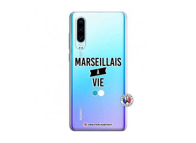 Coque Huawei P30 Marseillais à Vie
