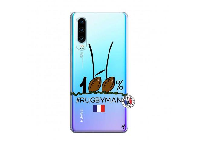 Coque Huawei P30 100 % Rugbyman Entre les Poteaux