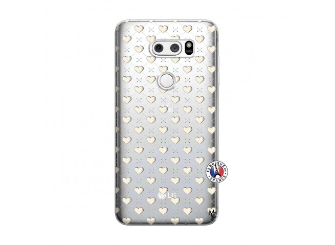 Coque Lg V30 Little Hearts