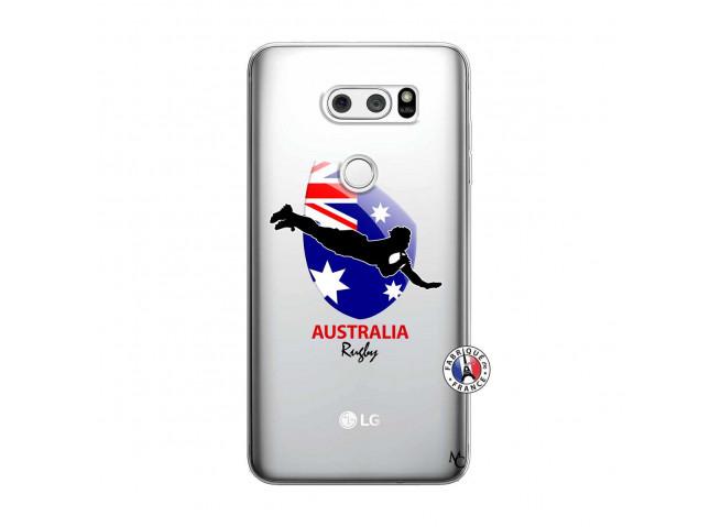 Coque Lg V30 Coupe du Monde Rugby-Australia