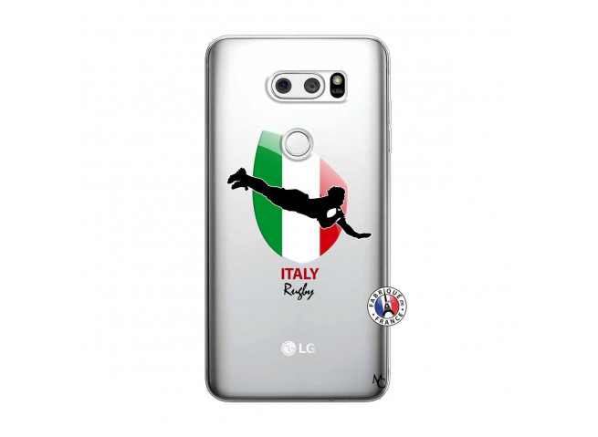 Coque Lg V30 Coupe du Monde Rugby-Italy