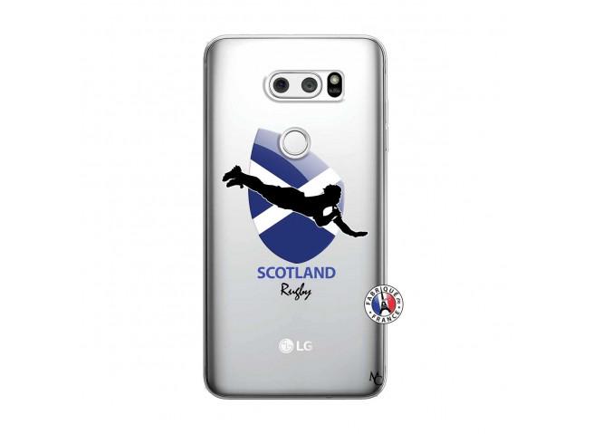 Coque Lg V30 Coupe du Monde Rugby-Scotland