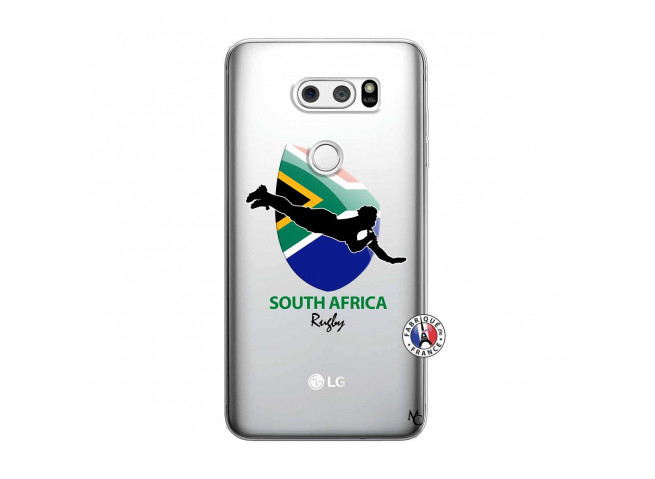 Coque Lg V30 Coupe du Monde Rugby-South Africa