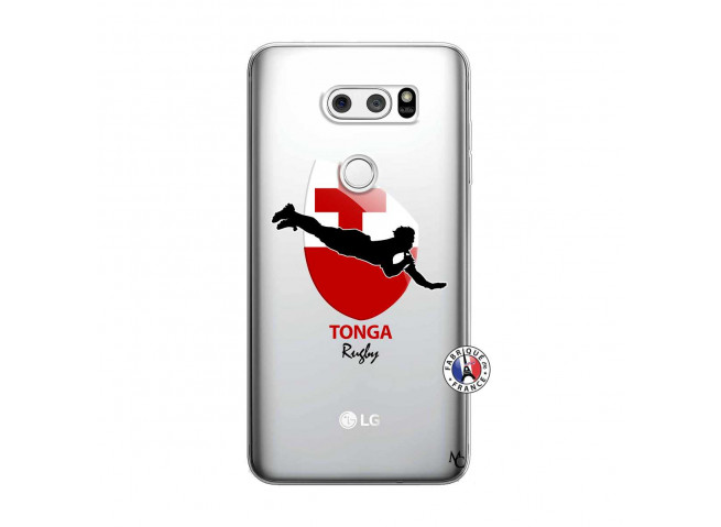 Coque Lg V30 Coupe du Monde Rugby-Tonga