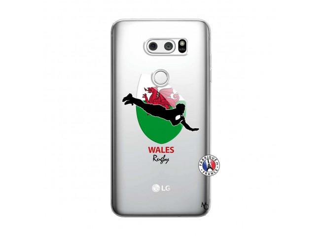 Coque Lg V30 Coupe du Monde Rugby-Walles