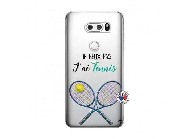Coque Lg V30 Je Peux Pas J Ai Tennis