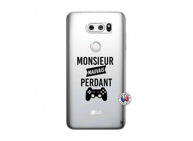 Coque Lg V30 Monsieur Mauvais Perdant