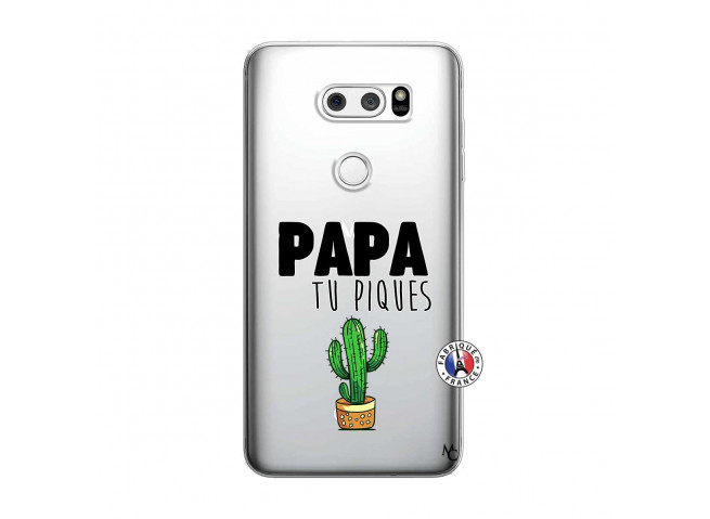 Coque Lg V30 Papa Tu Piques