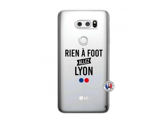 Coque Lg V30 Rien A Foot Allez Lyon