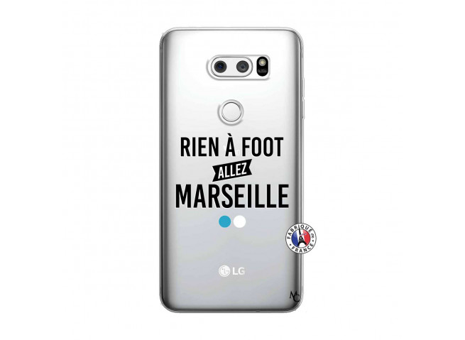 Coque Lg V30 Rien A Foot Allez Marseille