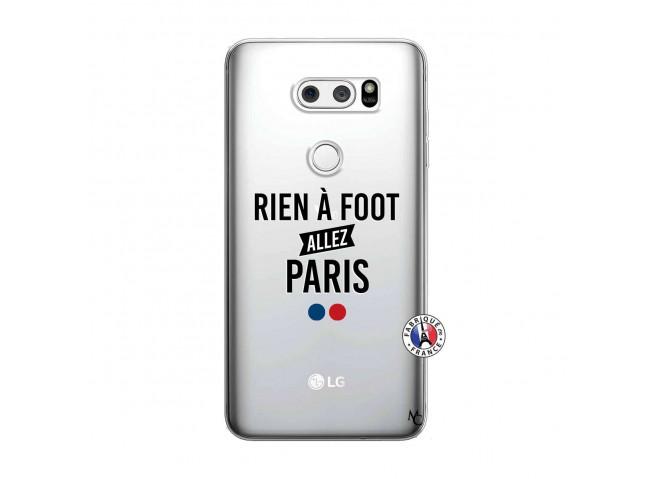 Coque Lg V30 Rien A Foot Allez Paris