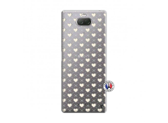 Coque Sony Xperia 10 Plus Little Hearts